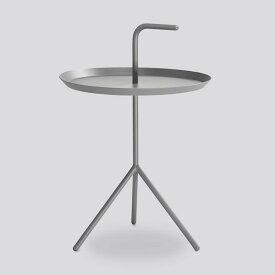 正規品 北欧家具 HAY ヘイ TABLE テーブル DLM XL グレー サイドテーブル コーヒーテーブル