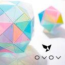 NHKまちかど情報室OVOV オブオブ 56ピース 知育パズル 知育玩具 立体パズル 脳トレ プレゼント ギフト アクリル プラ…