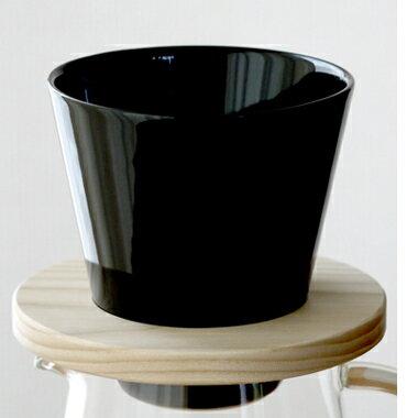TORCH(トーチ) donut coffee dripper BK ドーナツドリッパー ブラック ギフト プレゼント バレンタイン ホワイトデー コーヒー おうちカフェ カフェ風 コーヒーマニア 新築祝い 結婚祝い