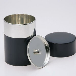 ブリキ缶 TIN CANISTER L ネイビー モヘイム MOHEIM コーヒー缶 茶筒 キッチン 紅茶缶 保存容器 キャニスター★