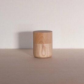 畑漆器 SOJI tutu S キナリ 山中漆器 筒 茶筒 キャニスター 小物入れ キッチン ギフト プレゼント 器