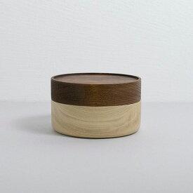 畑漆器店 SOJI hako S brown 山中漆器 シンプル 北欧 艶消し 小物入れ 器 収納 和食器 ギフト キッチン