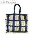 ≪TheJacksons≫カゴバッグ