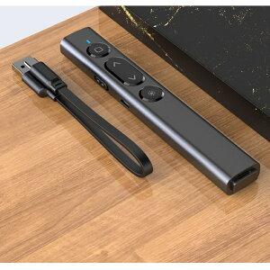 電池がいらない レーザーポインター Slim USB 充電式 レーザー ポインター 充電 レーザーポインタ マウス プレゼン用 リモコン パワポ mac プレゼン Keynote キーノート パワーポイント 明るい れ