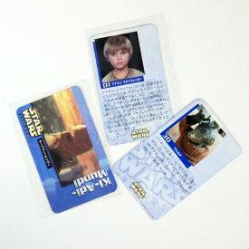 コレクター限定アイテム スターウォーズ トレーディングカード完全30枚セットケース入り エピソード1 セレクトセット